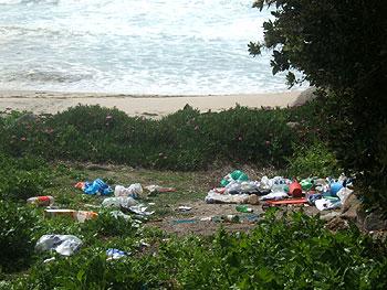 environmental risks of camping