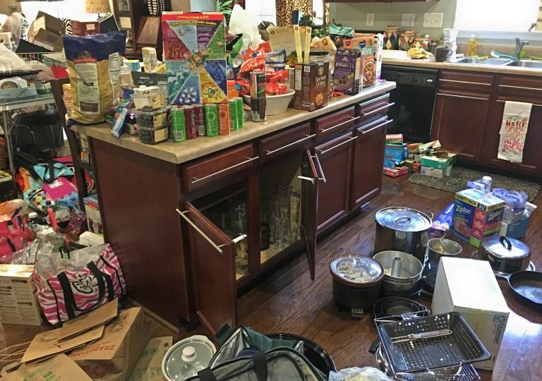 kitchen-decluttering
