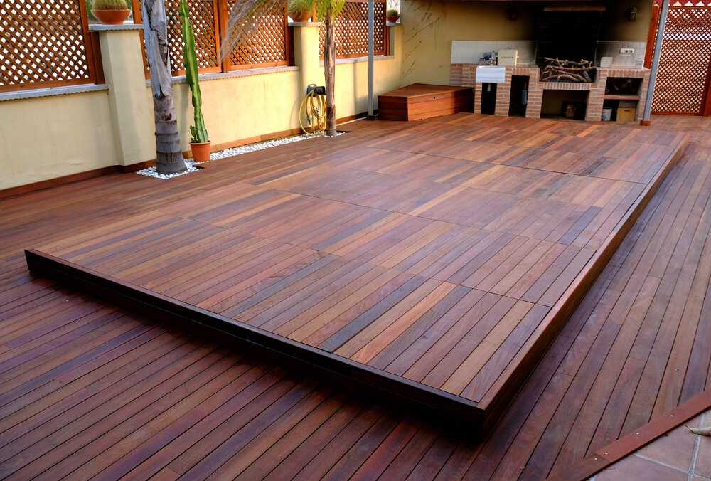 Cover An Above Ground Pool With A Deck, Above Ground Pool Cover With Deck