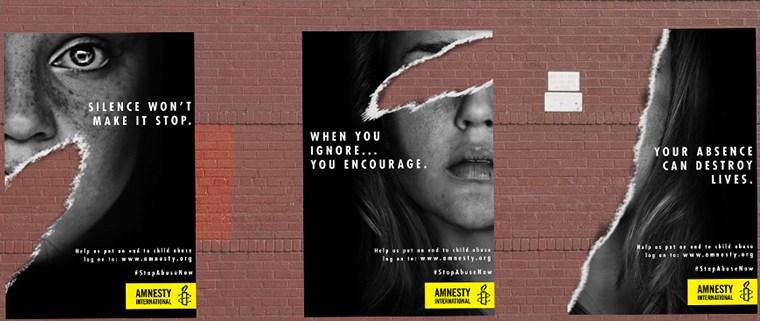 Amnesty kindermishandeling