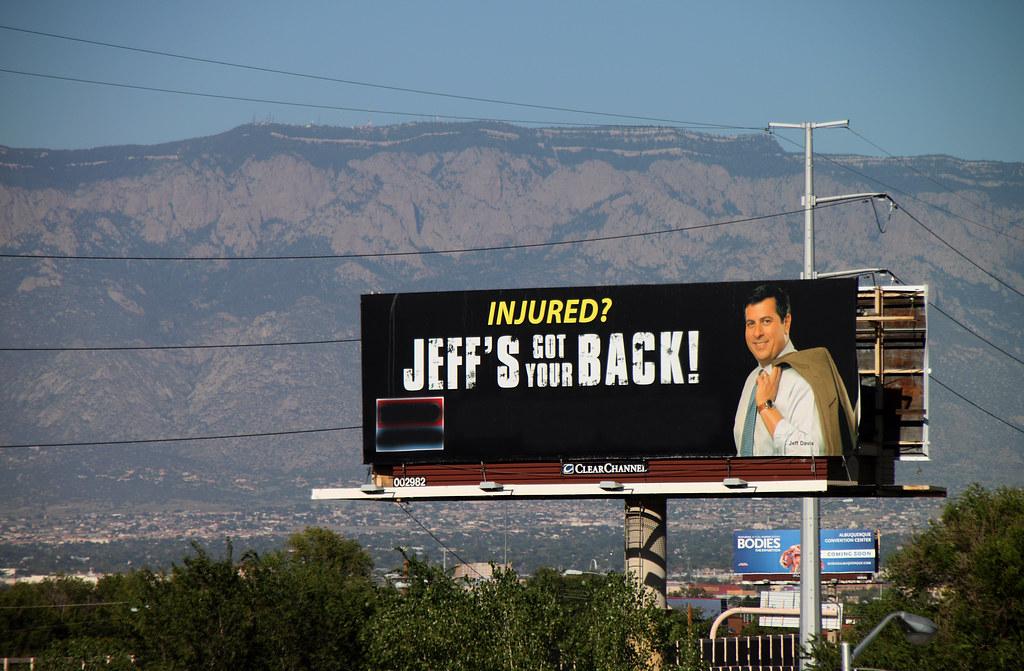 law firm billboard vs digital marketing