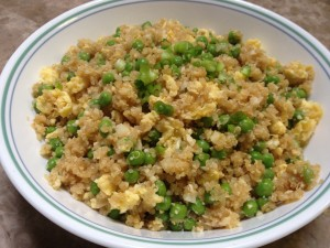 Riceless Fried Rice