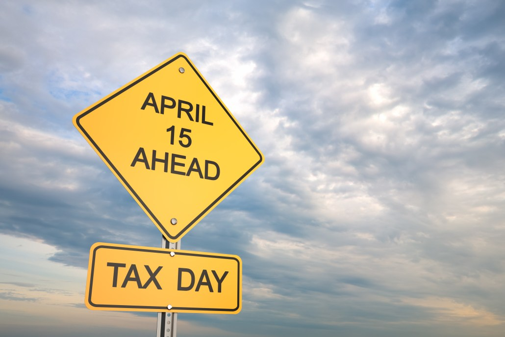 Tax Day, taxes, personal injury settlement, las vegas, nevada