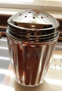David's New Pepper Shaker