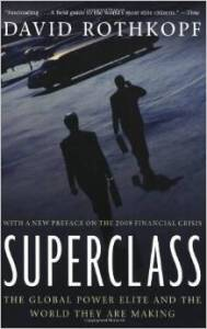 Superclass by David Rothkoph