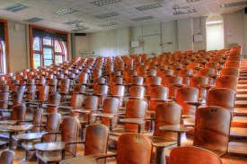 Freud's Lecture Hall