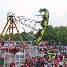 Lahore's Gulshan-i-Iqbal park