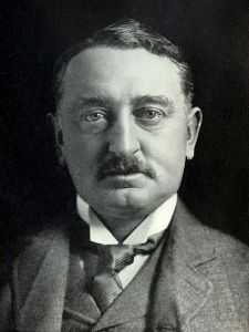 Cecil Rhodes, founder of De Beers and the world we live in today.