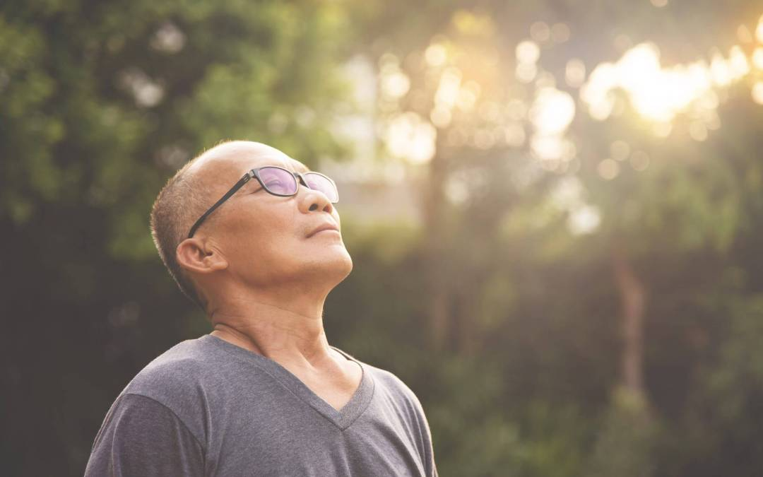 Increase your energy levels by breathing better