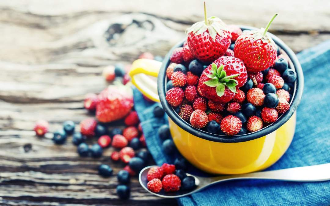 4 Anti-Inflammatory Foods Your Body Will Thank You For