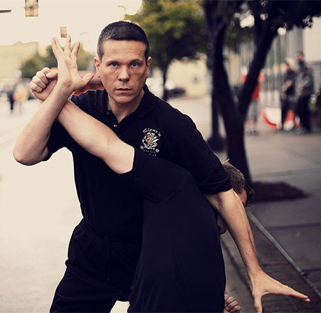 Street Self Defense