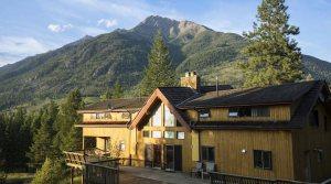 Retreat Center Clear Sky in British Columbia