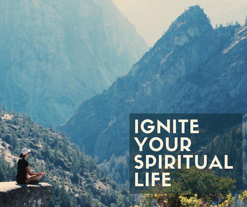 Ignite your Spiritual life - Clear Sky Meditation Centre