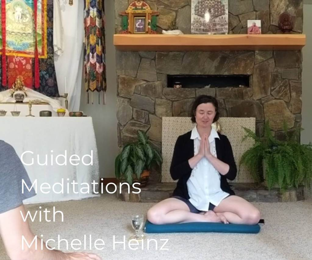 MH Guided Meditations - Clear Sky Center