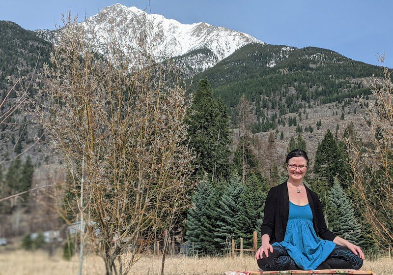 Michelle Guided Meditation - Clear Sky Center