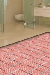 Bathroom In-Floor Heating