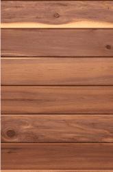 Meditation Hall Walls of Cedar Paneling