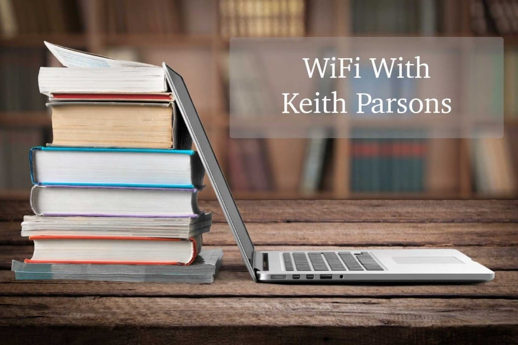 Keith Parsons and WiFi in Education