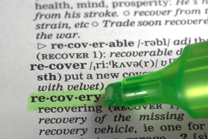 Working definition of recovery for mental health and substance abuse