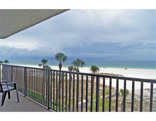 Clearwater Beach condo on the gulf
