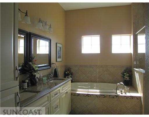 Redington Shores home for sale with luxury bathroom and jacuzzi tub