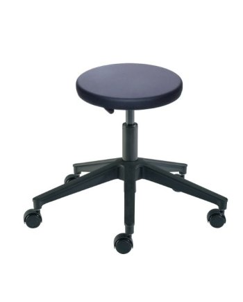 """TX Series ,Cleanroom , reinforced composite , High Seat Height 19""""-29"""""""