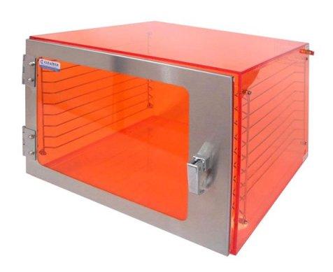 amber-acrylic-desiccator_cleatech