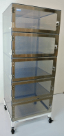 Wafer Storage Desiccator by Cleatech