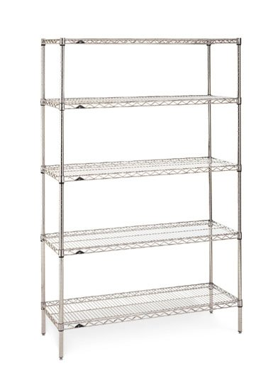 Best Cleanroom Equipment - Wire Shelving Rack- Lab & Cleanroom Equipment - Cleatech LLC