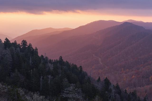 Leaving Appalachia