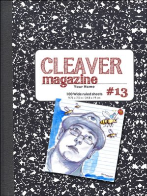 Cleaver-Issue-13-Notebook-Cover-300-px