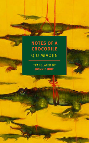 NOTES OF A CROCODILE, a novel by Qiu Miaojin, reviewed by Ryan K. Strader