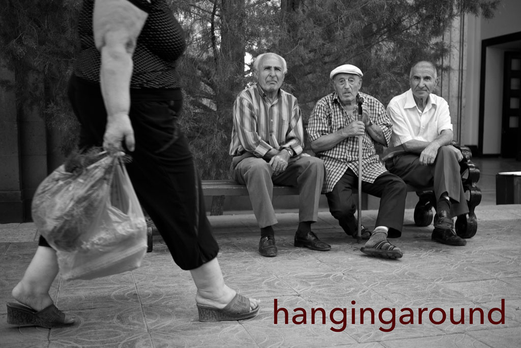 HANGINAROUND by Dan Morey
