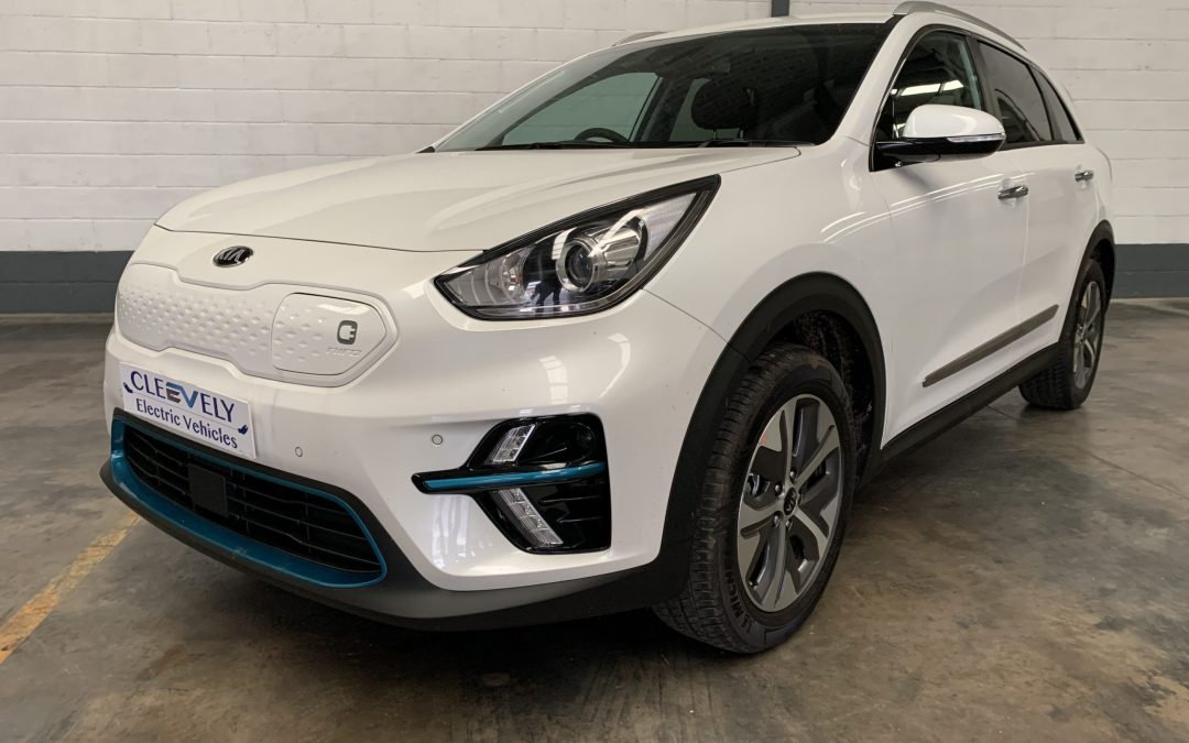 Kia Niro E 64kWh First Edition