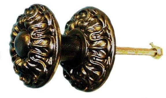 bouton de porte dalhia n 91 pour boitier chainette clef en ligne