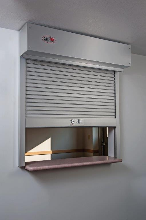 Commercial Garage Door Counter Shutter Door Clegg Bros