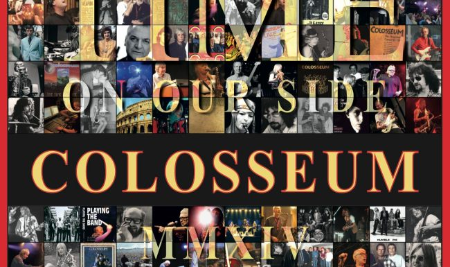 Colosseum Latest Album - Time On Our Side