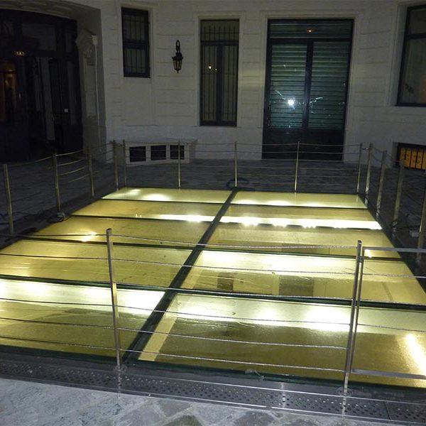 Puit De Lumiere Pour Sous Sol Palier Escalier Puits De