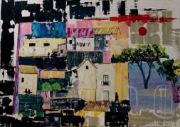 Le village - Clément Baeyens
