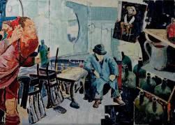 Fin de journée - Clément Baeyens