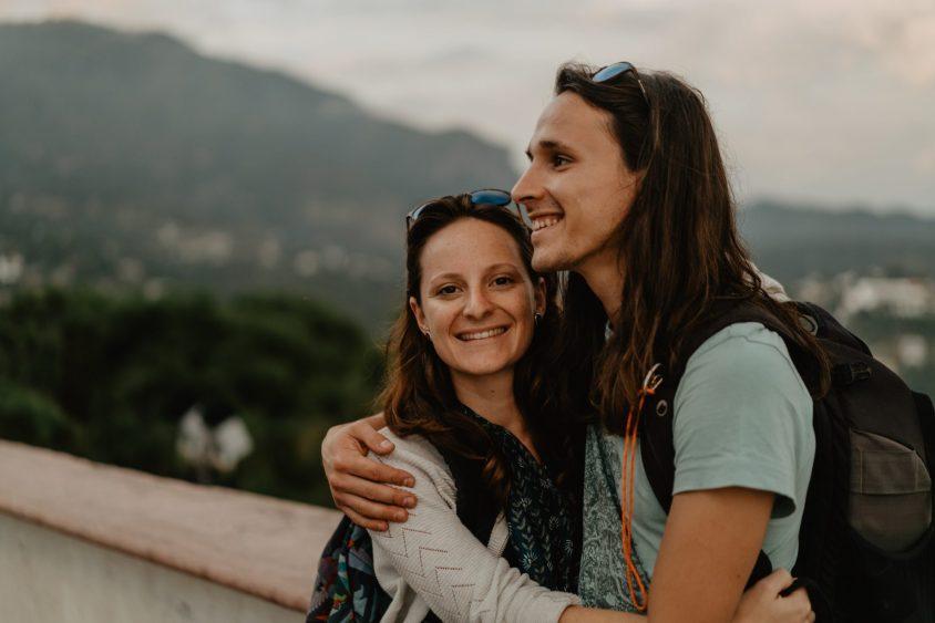 Portrait au Méxique du duo photos et film Los Caballeros