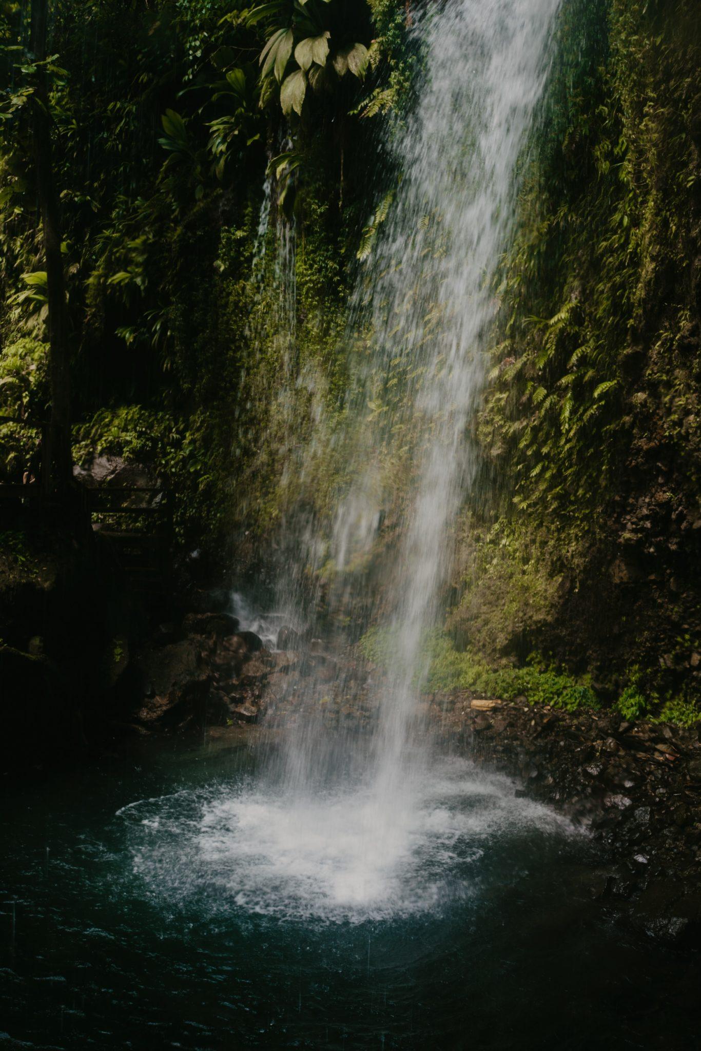 Salton Falls, Dominique