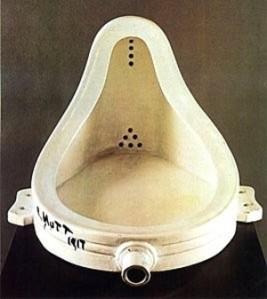 Fountain, R. Mutt 1917 (Marcel Duchamp)