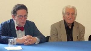 G.A. Leone con P. Daverio