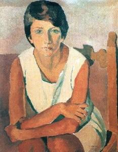 Maria Padula (compagna di G.A. Leone) - Rosellina (1964)