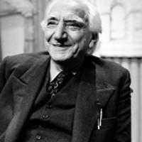 Lo psicologo Cesare Musatti