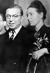 Sartre e Du Beauvoir