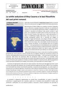 thumbnail of W narrazioni Giandolfi Bioy Casares