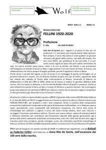thumbnail of W DE SANTIS ALBO Fellini 100 anni