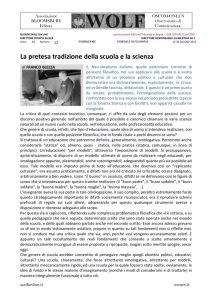 thumbnail of GF BLEZZA la scuola e la scienza